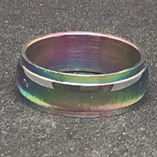 【値下げ】st.109 ステンレスファッションリング(リング(指輪))