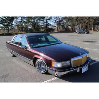 キャデラック(Cadillac)のキャデラック ブロアム(車体)