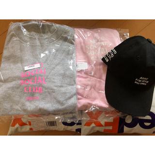 アンチ(ANTI)のアンチソーシャルソーシャルクラブ assc Tシャツ ラス1最終値下げです(Tシャツ/カットソー(半袖/袖なし))