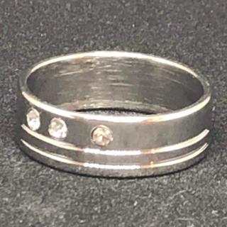 【値下げ】st.113 ステンレスファッションリング(リング(指輪))