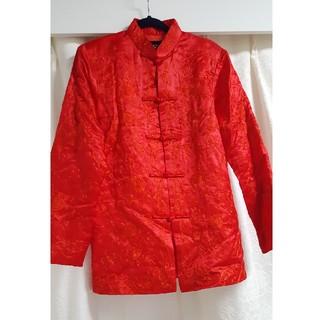 スピンズ(SPINNS)の[SPINNS USED]チャイナジャケット カンフー服🌼全面刺繍(その他)