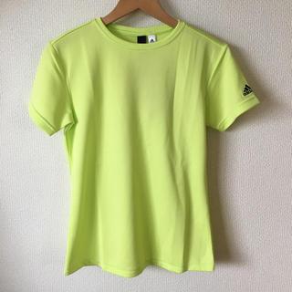 adidas - 新品 アディダス レディース Tシャツ  M ワークアウト