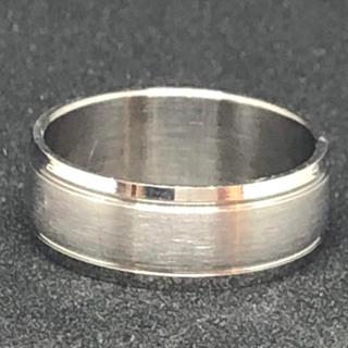 【値下げ】st.120 ステンレスファッションリング(リング(指輪))
