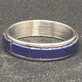 【値下げ】st.121 ステンレスファッションリング(リング(指輪))