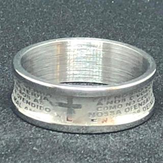 【値下げ】st.124 ステンレスファッションリング(リング(指輪))