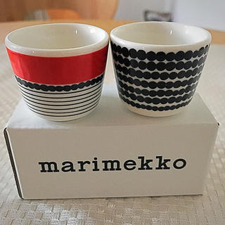 marimekko - 正規品 新品 送料込!マリメッコ ミニカップセット