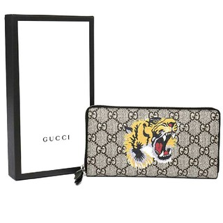 Gucci - GUCCI  グッチ 長財布  寅年 財布