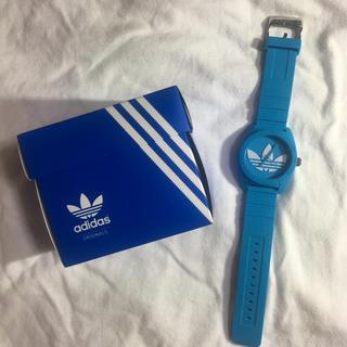 アディダス(adidas)のadidas originals 時計 青(腕時計(アナログ))