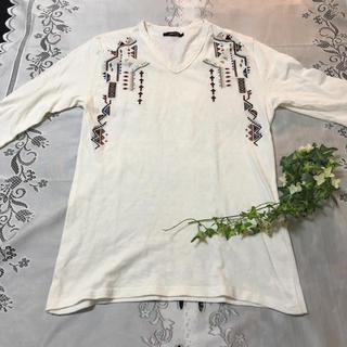 カミエラ(CAMIERA)のCAMIERA カットソー 美品!(Tシャツ/カットソー(七分/長袖))