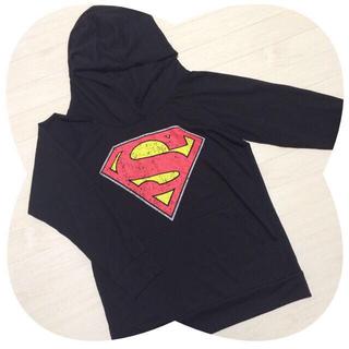 スーパーマン パーカー(パーカー)