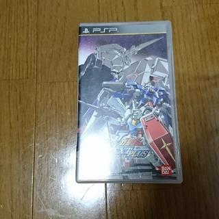 プレイステーションポータブル(PlayStation Portable)のPSPソフト 機動戦士ガンダム ガンダムVS.ガンダム NEXT PLUS(携帯用ゲームソフト)