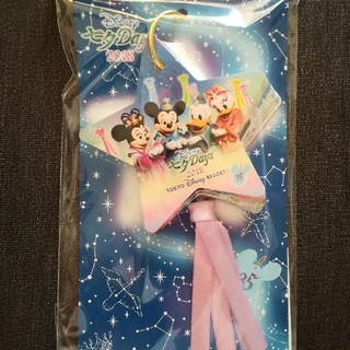Disney - 新品☆ 七夕Days 2018 ディズニーランド35周年 未開封 メモ帳