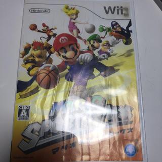 ウィー(Wii)のマリオスポーツミックス(家庭用ゲームソフト)