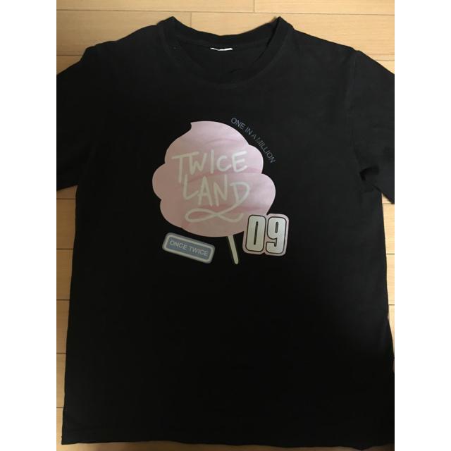 Waste(twice)(ウェストトゥワイス)のTWICE Tシャツ Candy Pop エンタメ/ホビーのCD(K-POP/アジア)の商品写真