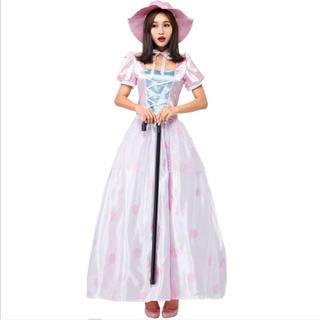 ハロウィン 3set 玩具人形 おもちゃ人形 姫様 コスプレ Halloween(衣装一式)