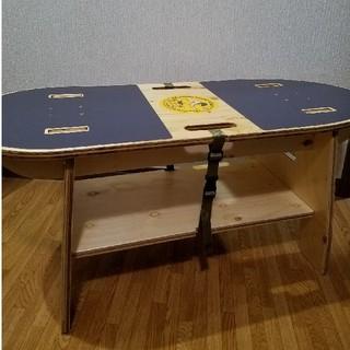 アレキサンダーリーチャン(AlexanderLeeChang)の新品 アレキサンダーリーチャン SK8テーブル  バッグ付き(テーブル/チェア)