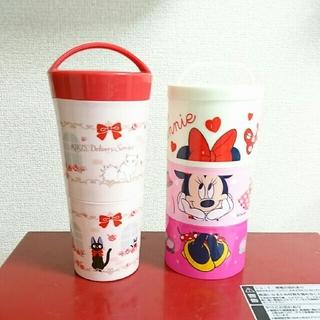 ディズニー(Disney)のお弁当箱⭐タンブラー型(弁当用品)