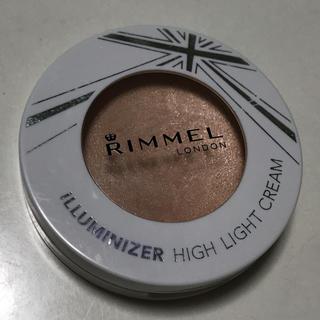 リンメル(RIMMEL)のRIMMEL イルミナイザー 001(フェイスカラー)