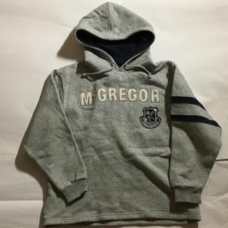 マックレガー(McGREGOR)のセール❗️マックレガー  キッズ裏起毛パーカー(ジャケット/上着)