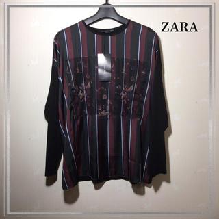 ZARA - ZARA 新品タグ付き カットソー