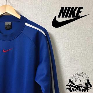 ナイキ(NIKE)のnike ナイキ プルオーバー スウェット長袖 tシャツ ロンt 90's(Tシャツ/カットソー(七分/長袖))