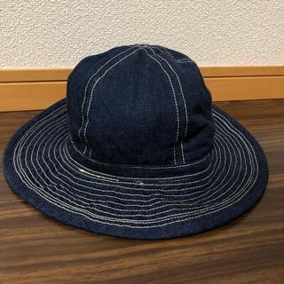 ラディアル(RADIALL)のラディアル  デニムハット 帽子(ハット)