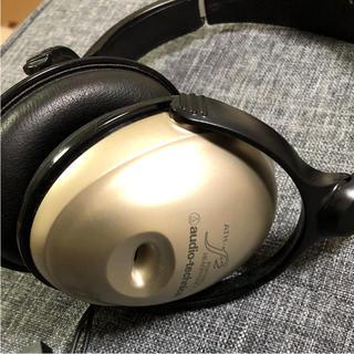 オーディオテクニカ(audio-technica)のaudio-technica ヘッドフォン 美品(ヘッドフォン/イヤフォン)