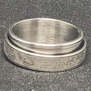 【値下げ】st.210 ステンレスファッションリング(リング(指輪))