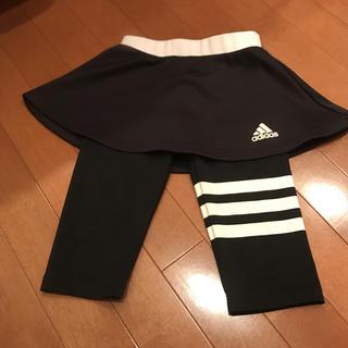 アディダス(adidas)のアディダススカートスパッツ120(パンツ/スパッツ)
