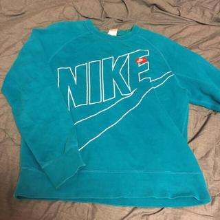 ナイキ(NIKE)の廃盤デザイン 新品 Nike トレーナー ビックロゴ 古着(トレーナー/スウェット)