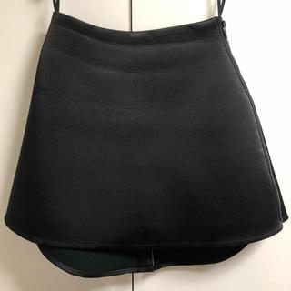アンダーカバー(UNDERCOVER)のUNDER COVER ボンディング ミニスカート(ミニスカート)