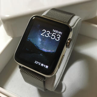 Apple Watch - Apple Watch 42mm