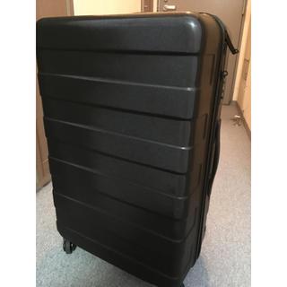 ムジルシリョウヒン(MUJI (無印良品))のスーツケース 無印良品 62L(スーツケース/キャリーバッグ)