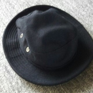 カシラ(CA4LA)の#CA4LA   カシラ 帽子  美品(ハット)