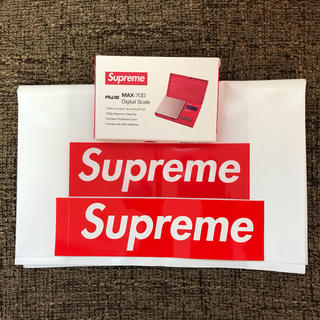 シュプリーム(Supreme)のSupreme AWS MAX-700 Digital Scale Red(その他)