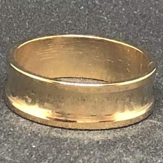 【値下げ】st.222 ステンレスファッションリング(リング(指輪))