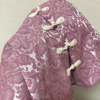 ナディア(NADIA)のNADIAチャイナ風ミニスカート(ミニスカート)