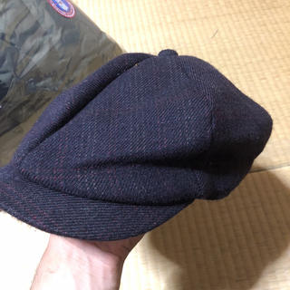 キャリー(CALEE)のCALEEキャスケット ハンチング(ハンチング/ベレー帽)