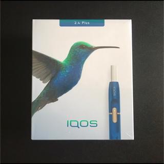 国内正規品  iQOS 2.4plus  サファイアブルー