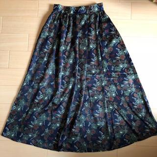ジーユー(GU)のGU スカート 未使用(ロングスカート)