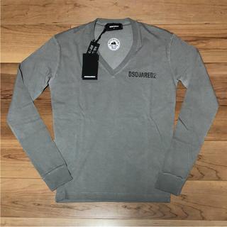 ディースクエアード(DSQUARED2)のDSQUARED2  ロングTシャツ(Tシャツ/カットソー(七分/長袖))