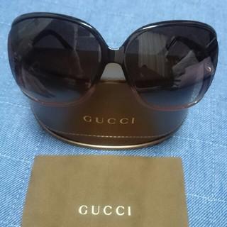 グッチ(Gucci)のGUCCI サイドハートサングラス(サングラス/メガネ)