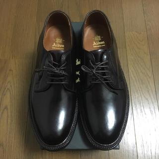 オールデン(Alden)のalden 990 7 1/2E 新品(ドレス/ビジネス)