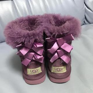 アグ(UGG)のUGG 子供ブーツ(ブーツ)