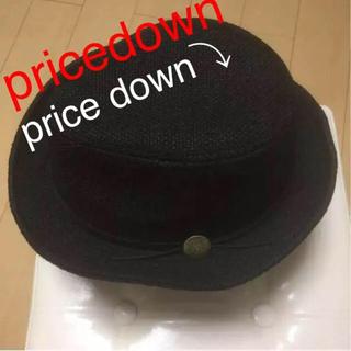 新品 ハット帽子(ハット)
