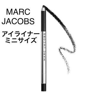 マークジェイコブス(MARC JACOBS)の新品 マークジェイコブス  アイライナー ミニ(アイライナー)