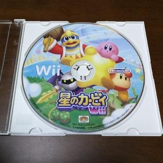 ウィー(Wii)のるるぅ様専用☆Wii☆星のカービィ(家庭用ゲームソフト)
