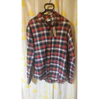 シマムラ(しまむら)のチェックシャツ ネルシャツ(シャツ/ブラウス(長袖/七分))