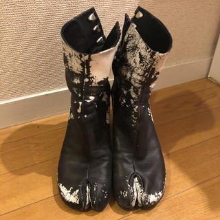 マルタンマルジェラ(Maison Martin Margiela)の【24日まで出品】margiela 足袋ブーツ(ブーツ)