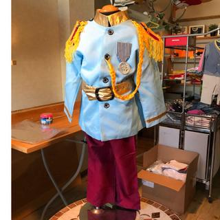ディズニー(Disney)のキッズ ハロウィンコスプレ チャーミング王子 100cm(衣装一式)
